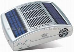 車載太陽能空氣淨化器
