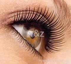 beautiful fake eyelash