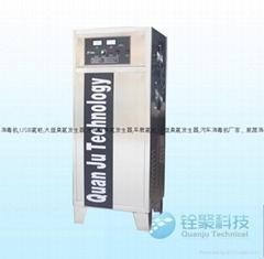 云南昆明水处理设备臭氧消毒机
