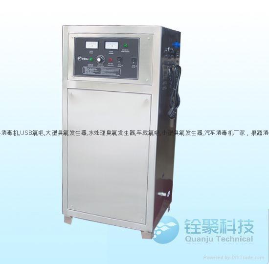 湖北武漢大型臭氧消毒機 5