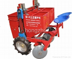 Potato seeder(double ridges separate)