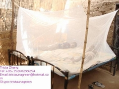 100%polyethylene long lasting insecticide treated mosquito nets against Malaria