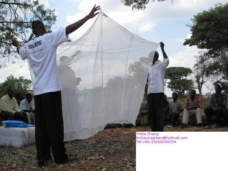 chemical polyethylene treated mosquito nets 1
