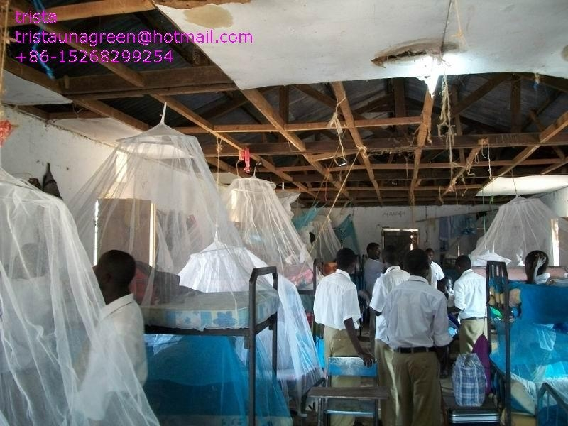 insecticide-treated mosquito nets(ITNs)against malaria in Africa 1