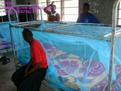 permanet long lasting insecticide treated mosquito net against Malaria