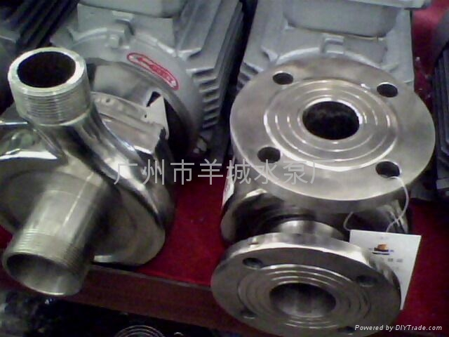 不鏽鋼離心泵|FB型不鏽鋼耐腐蝕離心泵 2