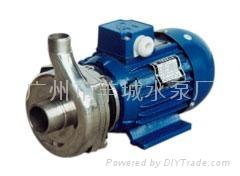 不鏽鋼離心泵|FB型不鏽鋼耐腐蝕離心泵 3