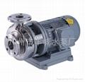 不鏽鋼離心泵|FB型不鏽鋼耐腐蝕離心泵 5