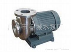 不锈钢涡流式同轴抽水泵|涡流泵|抽水泵