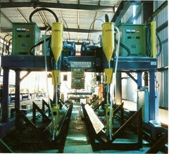 Selling  H beam production line