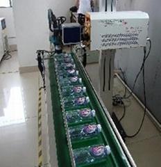 飲料瓶蓋激光打碼機
