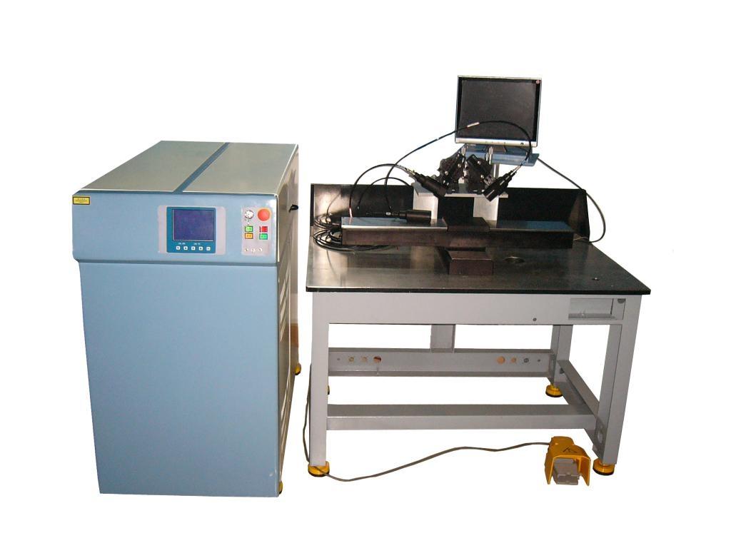 仪表电器不锈钢自动激光焊接机 1