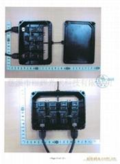 太阳能电池组件接线盒