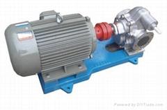 KCB型不锈钢齿轮泵