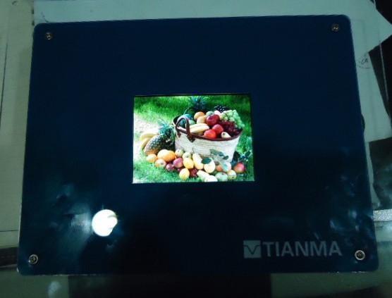 监控专用天马3.5寸液晶屏-TM035KDH03(AV驱动) 1