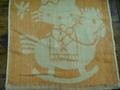 库存外贸色织提花方巾直销,35000条,单价0.85元,一等 2