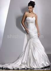 Fashional wedding dress