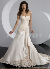 Fashional wedding dress