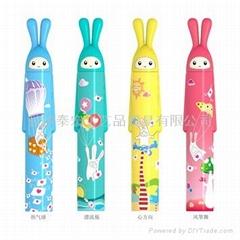 Warm Bunny Umbrella