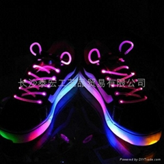 LED發光鞋帶