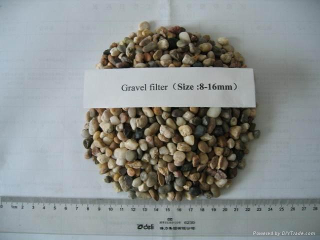 卵石滤料 4