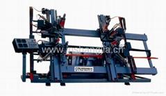 CNC Four-Point Welding machine for pvc door window