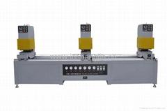 High-grade Three head seamless welding machine for Pvc Door&Window