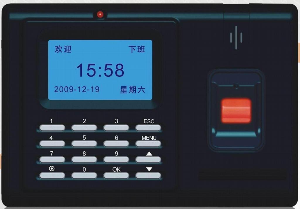 指紋考勤機 2