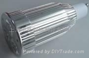 gu10  9w led射燈