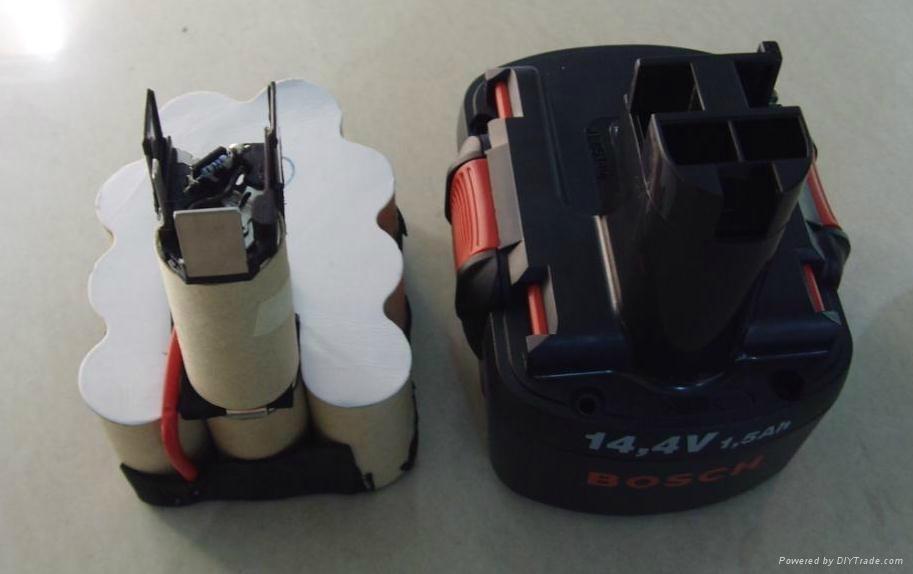 深圳伟之冠镍氢直流电动工具电池 1