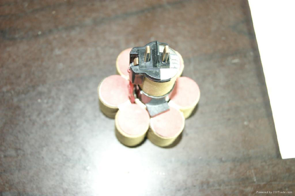 深圳伟之冠镍氢直流电动工具电池 5