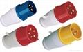 industrial plug&socket 2
