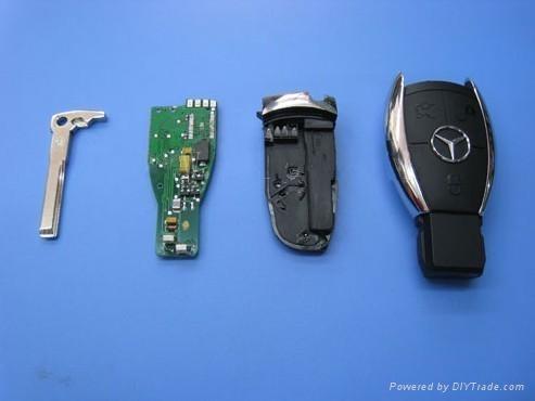 New Benz 3 Button Key Car Maintenance Auto Scanner Auto
