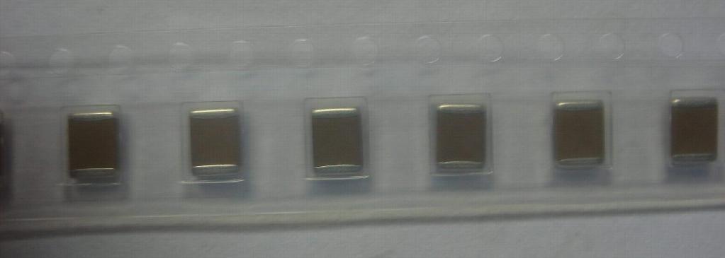 SMD 陶瓷电容 1