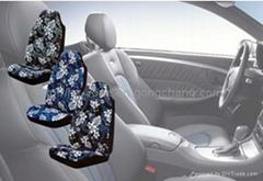 100% cotton car seat cover