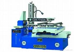 DK7763A數控線切割機床