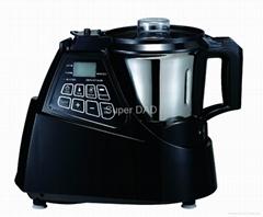 steam cooking machine