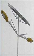 LED solar street light