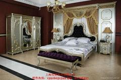 欧式家具 法式套房系列