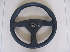 PU steering wheel