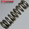 Titanium Spring for bicycle rear shock