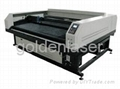 Special laser cutting machine for toy