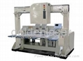 Embroidery system(Two head laser bridge