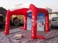 3.5米*3.5*充氣帳篷