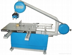 Sponge Foam Cutting Machine