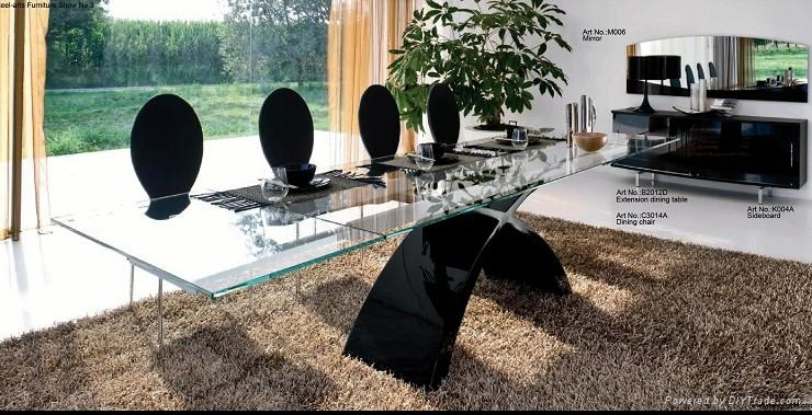 Extensible dining table 5