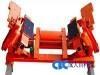 矿用带式输送机用断带抓捕器
