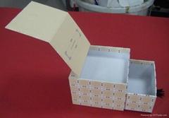 巧克力抽屜盒