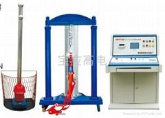 原厂产销电力安全工器具力学性能拉力试验机