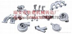 碳钢铸造件球墨铸件铝合金铸件